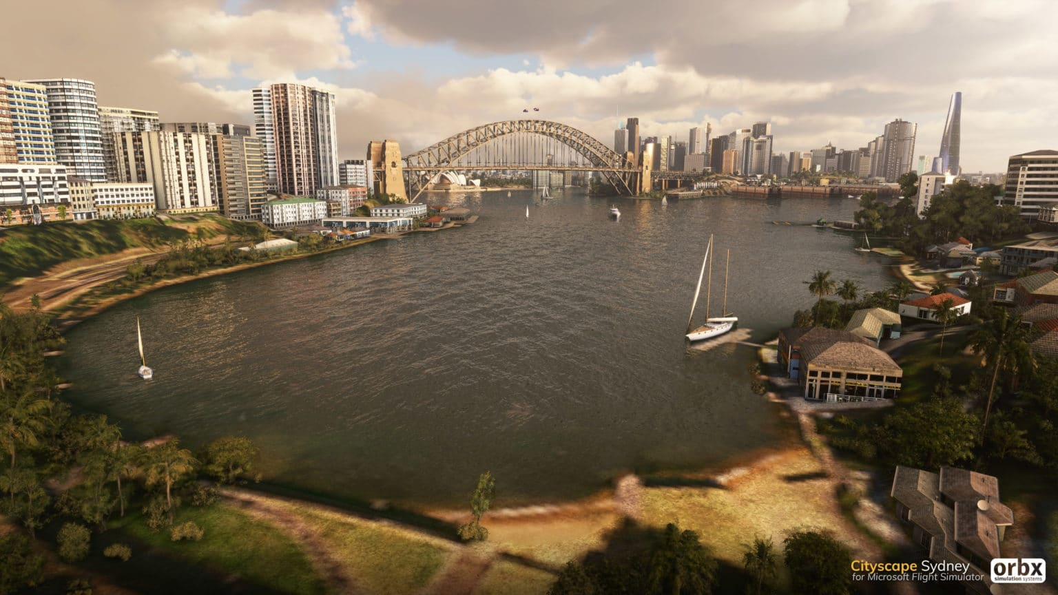 Orbx Ctyscape Sydney for MSFS - 07