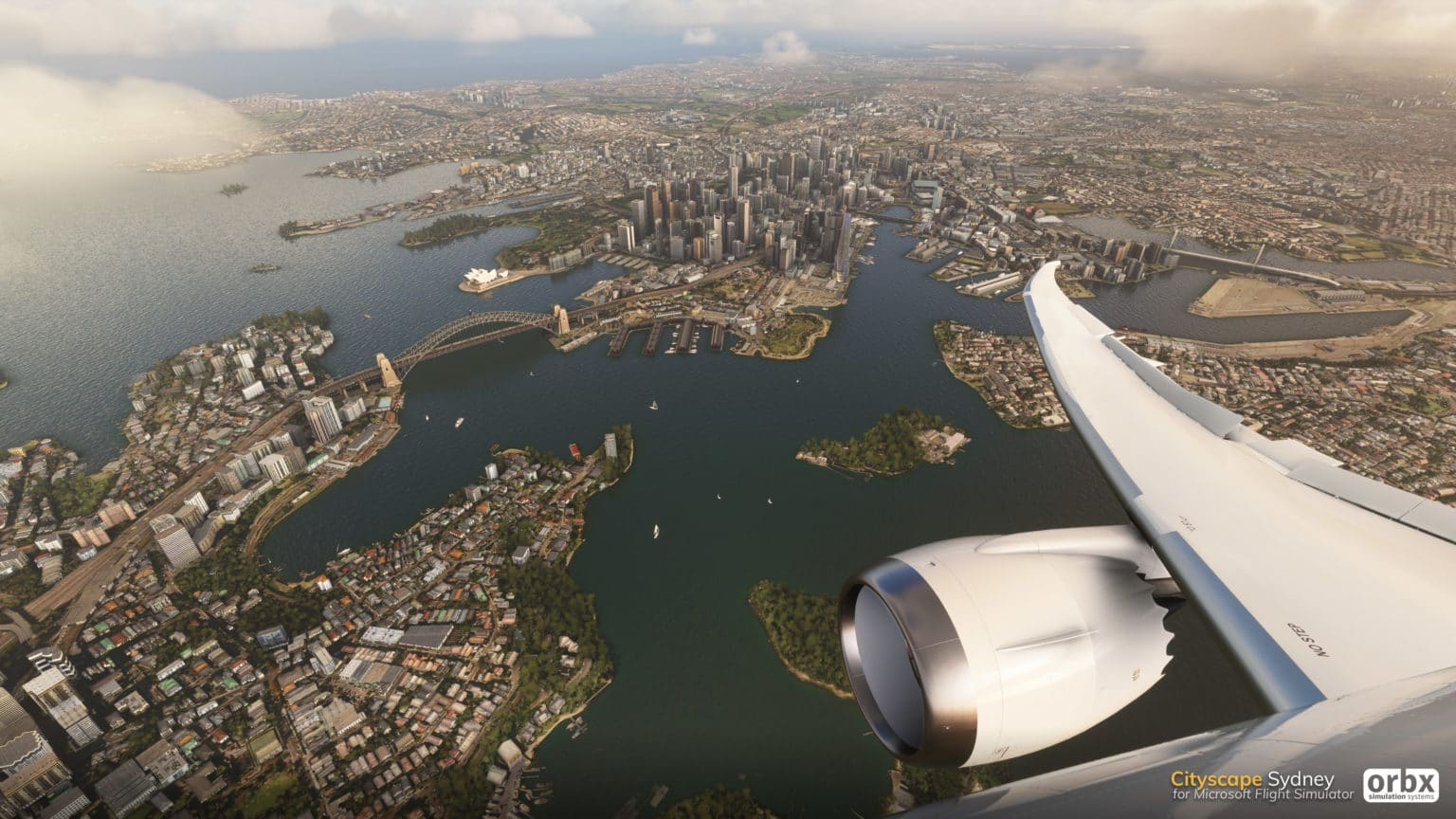 Orbx Ctyscape Sydney for MSFS - 18