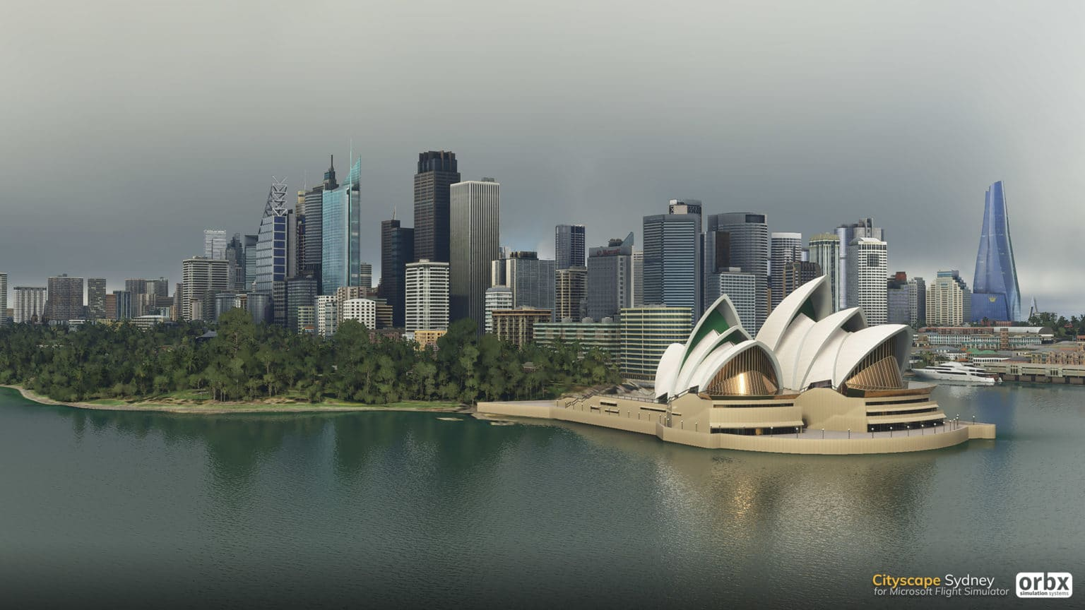 Orbx Ctyscape Sydney for MSFS - 29