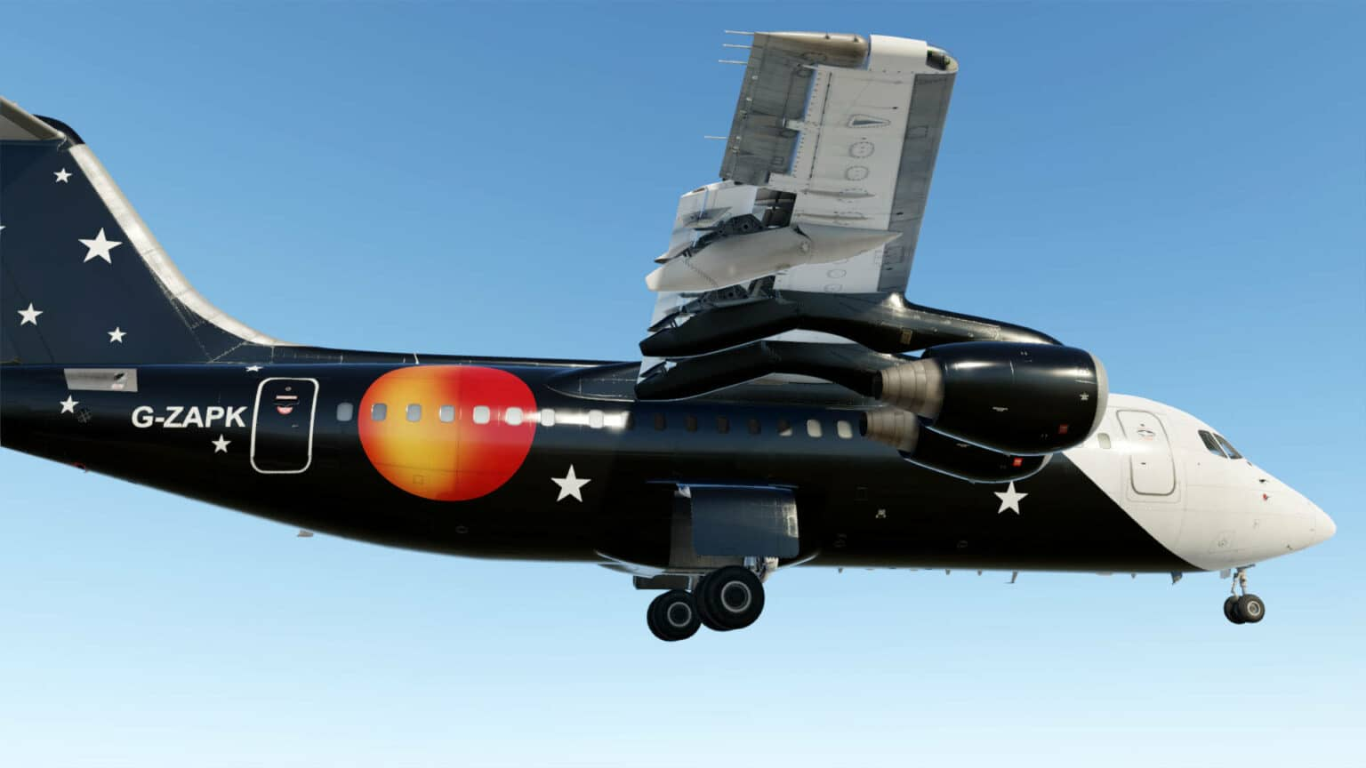 JustFlight BAE 146 (1)