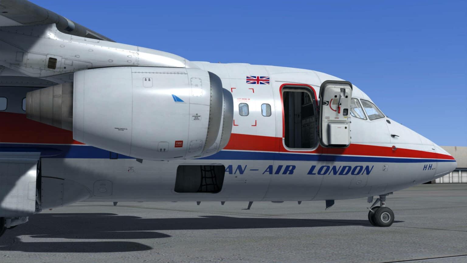 JustFlight BAE 146 (10)