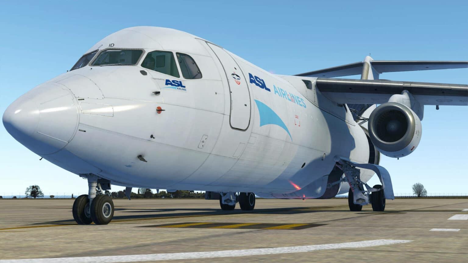 JustFlight BAE 146 (12)