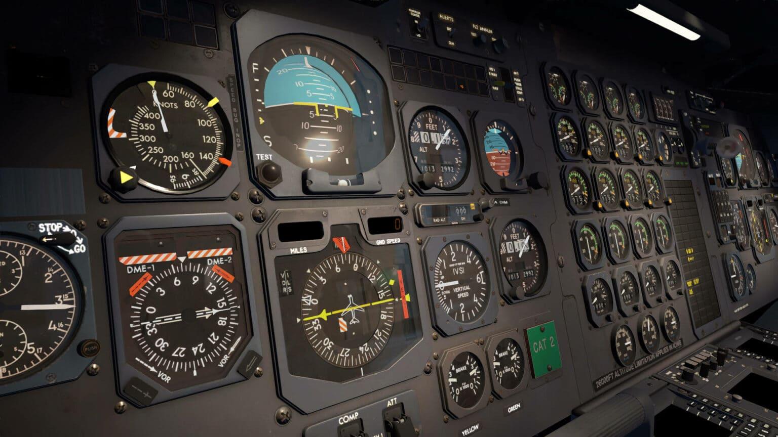 JustFlight BAE 146 (2)