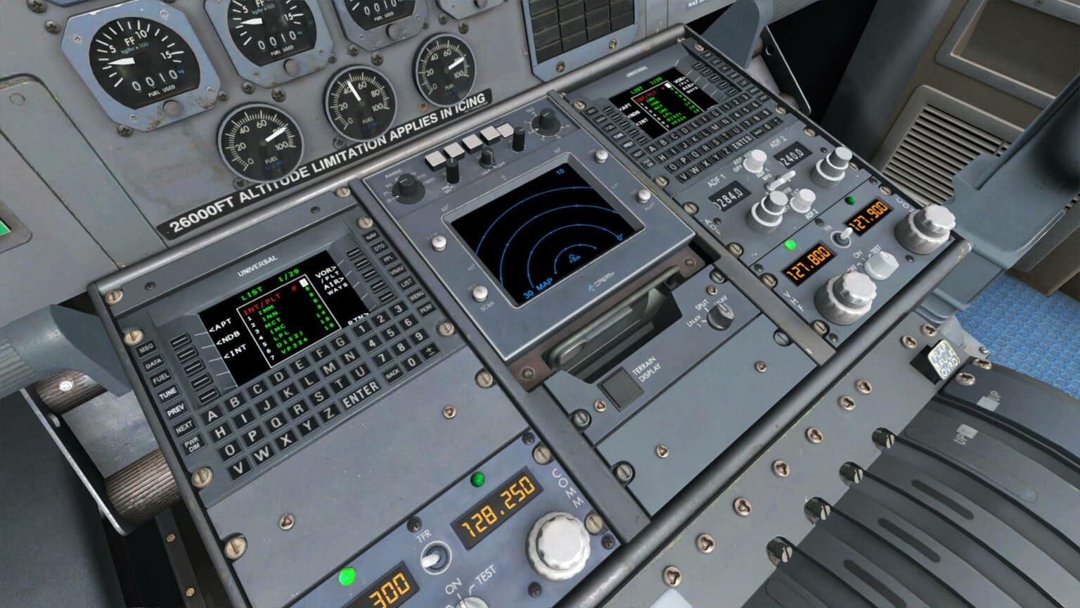 JustFlight BAE 146 (3)