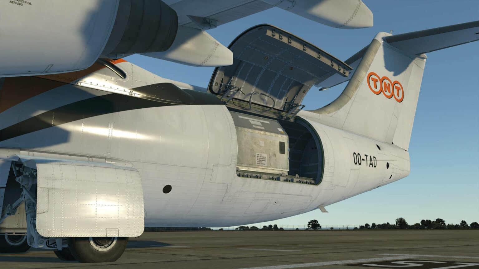 JustFlight BAE 146 (5)