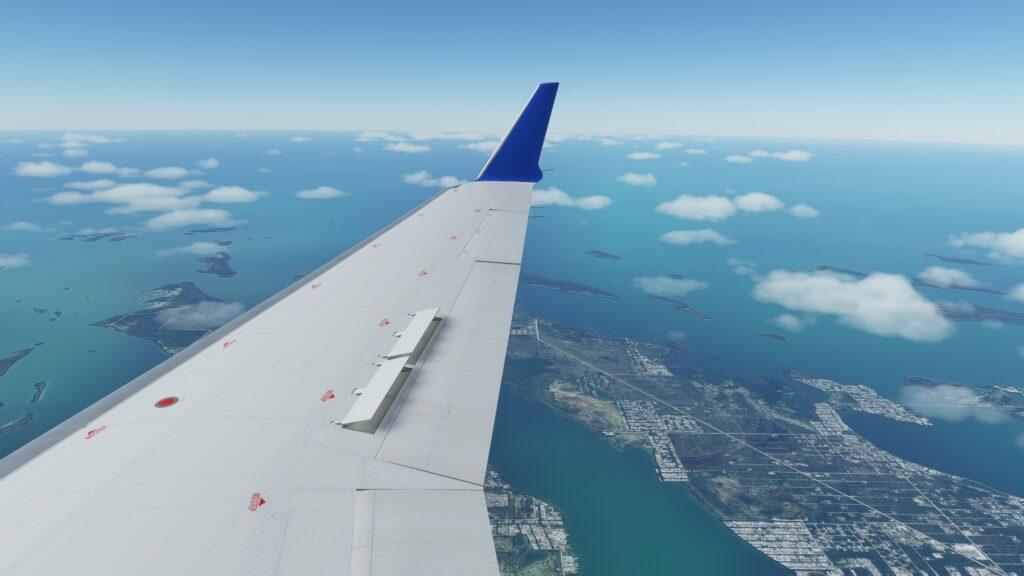 MSFS Florida Keys