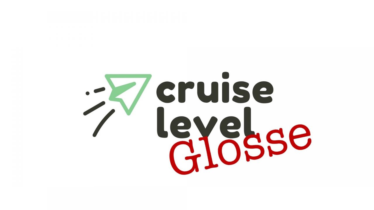 Cruiselevel_Glosse
